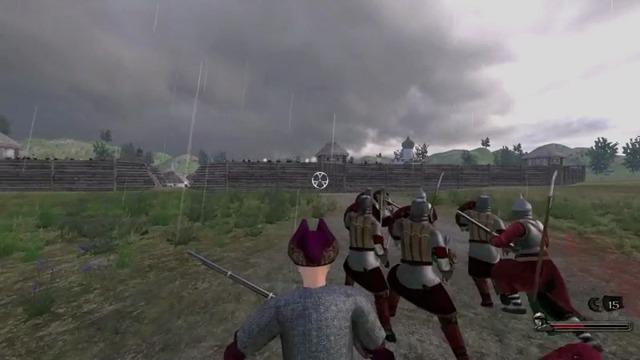 Siege-Trailer