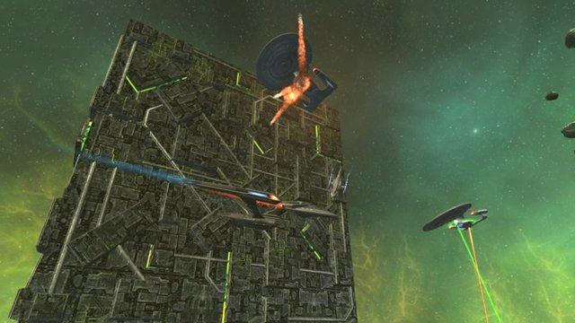 Flotte in Aktion