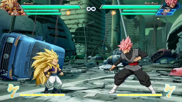 Gotenks Character Breakdown