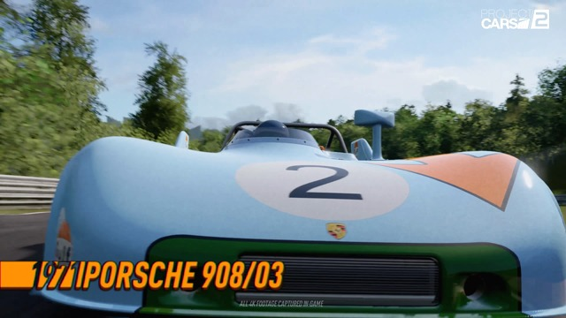 Porsche Legends DLC Launch