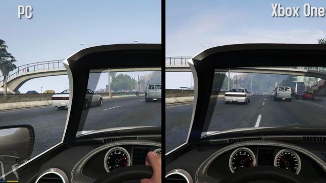 Grafikvergleich: Xbox One vs. PC