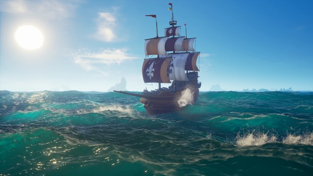 Technical Alpha Update - Smooth Sailing