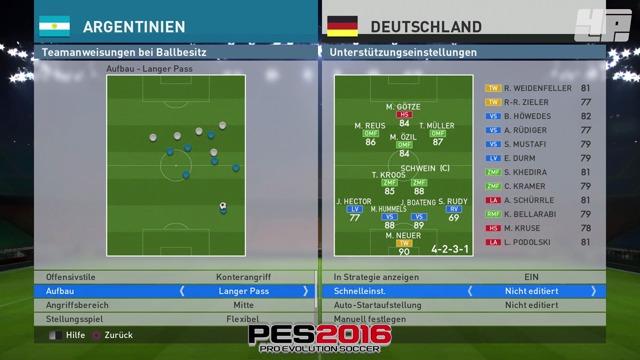 Der große Fußballvergleich, Teil 3