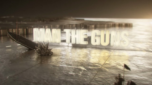 Man the Guns - Release Date Announcement