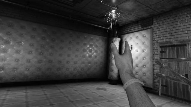 Spielszenen: Padded Cell