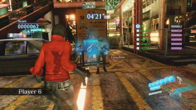 Survivors Mode Multiplayer DLC Trailer