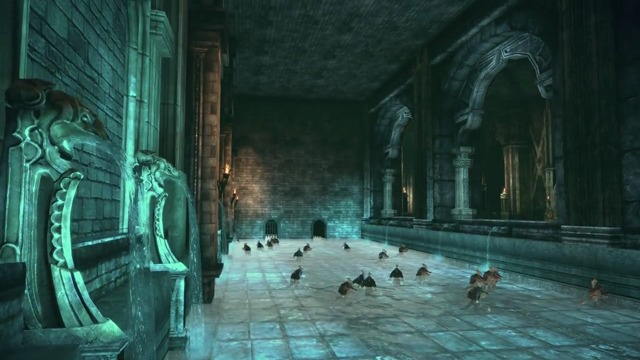 Dunkle Kathedrale (Dungeon)