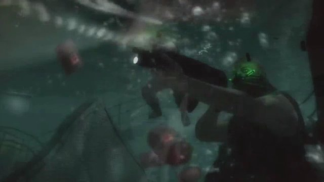 Underwater Combat-Trailer