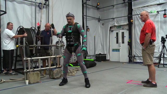 Squadron 42: Behind the Scenes - Andy Serkis