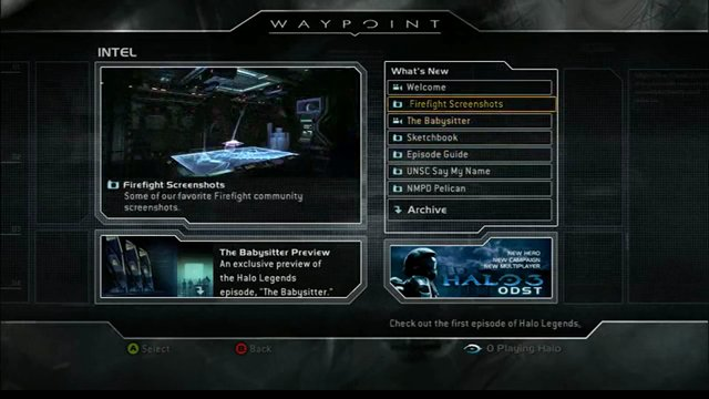 Halo Waypoint-Walkthough