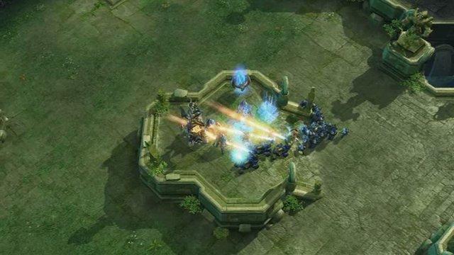 BlizzCon 2008 - Spielszenen, Teil 2