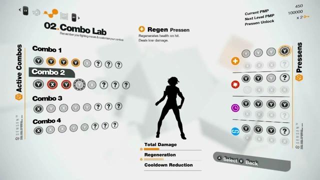 Kampfsystem und Combos (TGS 2012)