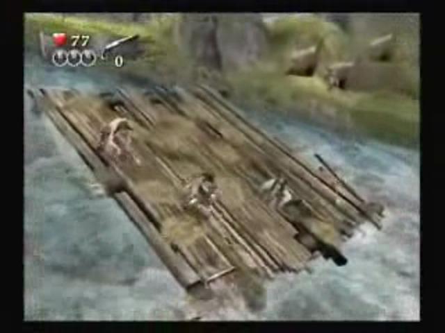 Wii-Spielszenen 2