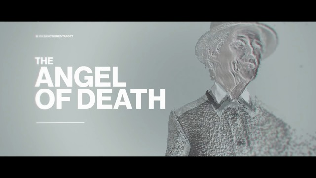 Elusive Target #15: The Angel Of Death