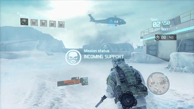 Arctic Strike-DLC