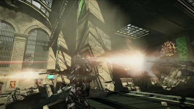 Multiplayer: Waffen und Upgrades