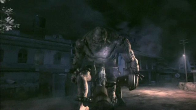 Spielszenen - Großes Monster