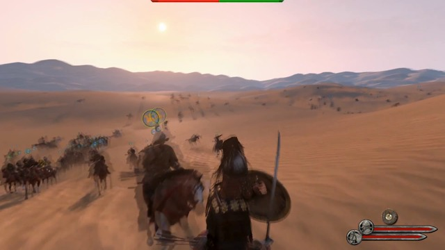 E3 2017: Horse Archer Sergeant