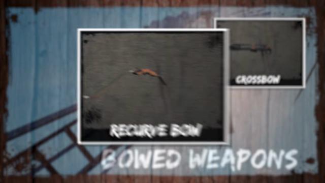 Waffen und Ausrüstungen