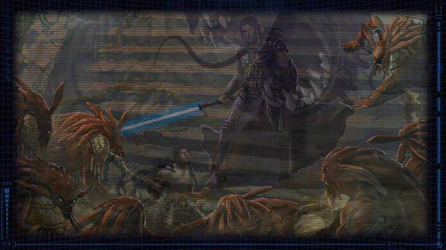 Die Zeitlinie, Teil 10 - Der Exar-Kun-Krieg