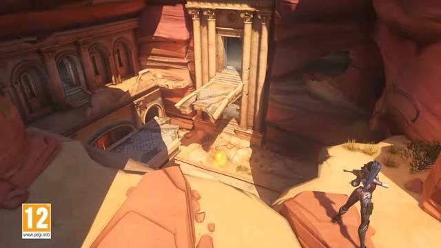 Vorschau: Petra | Neue Deathmatch-Karte