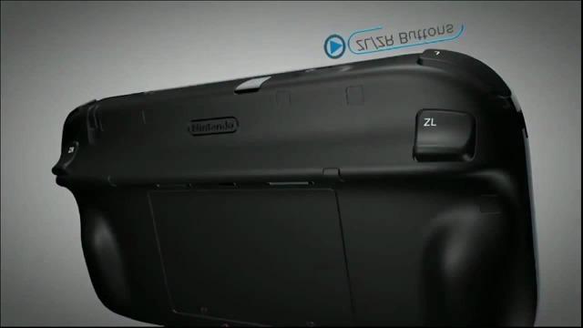Wii U Pad-Trailer