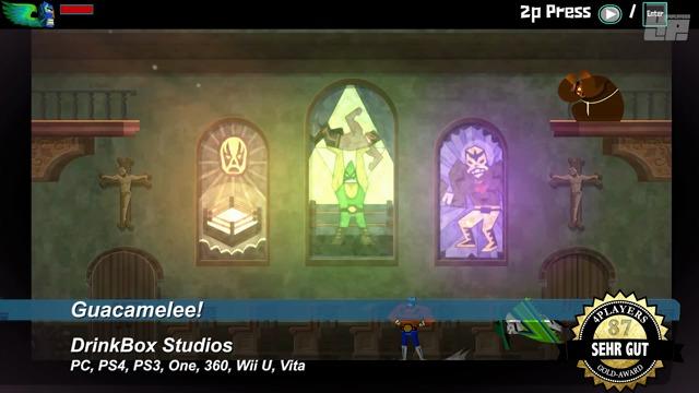 Zehn moderne Action-Adventure im Stil von Castlevania und Metroid