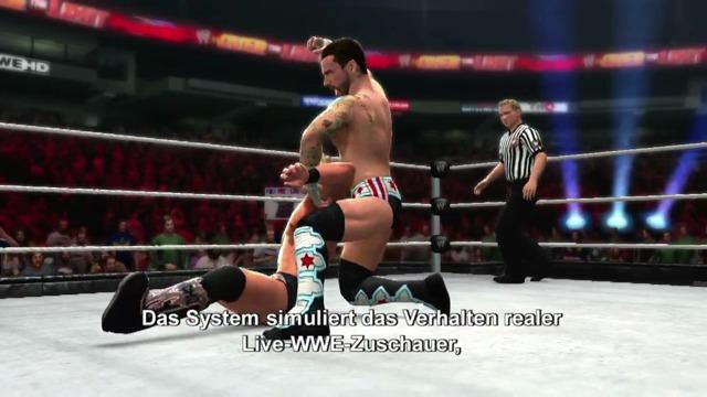 WWE Live-Video
