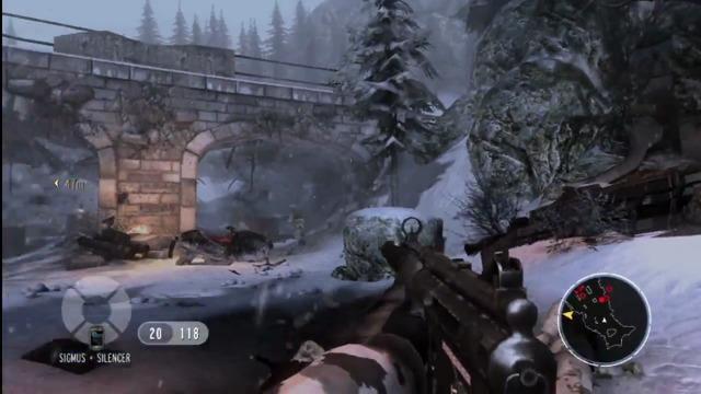 Entwickler-Video: Kampf (Severnaya)