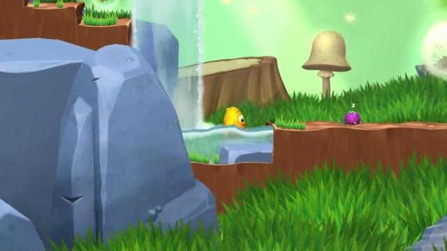 Steam und WiiU-Trailer