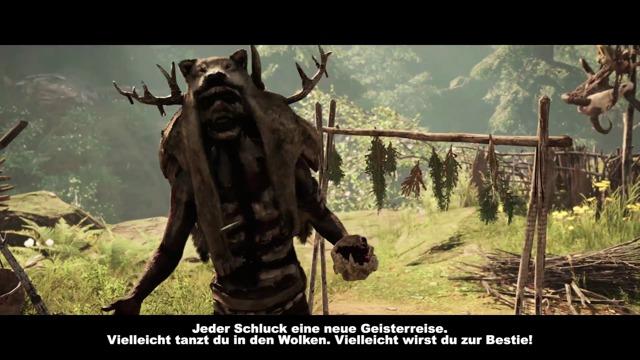 Die Legende des Mammuts (DLC)