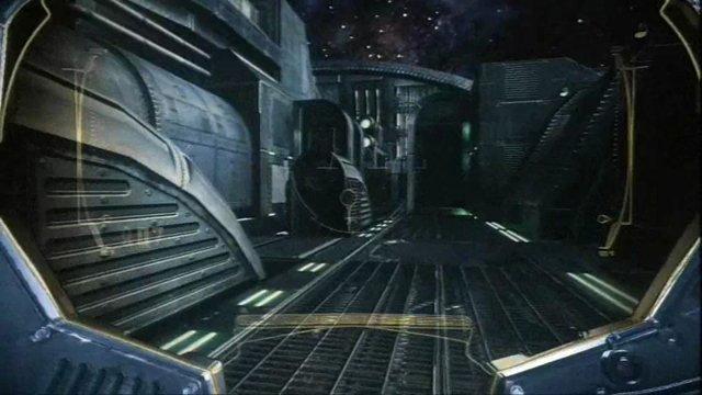 Spielszenen 5 - Weltraumspaziergang