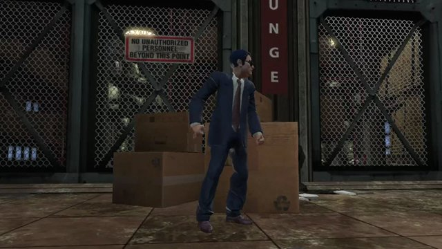 Villain Safehouse