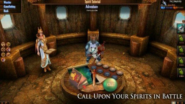 Das Spirit-System