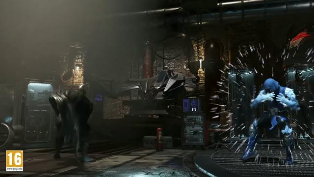 Sub Zero Reveal Trailer